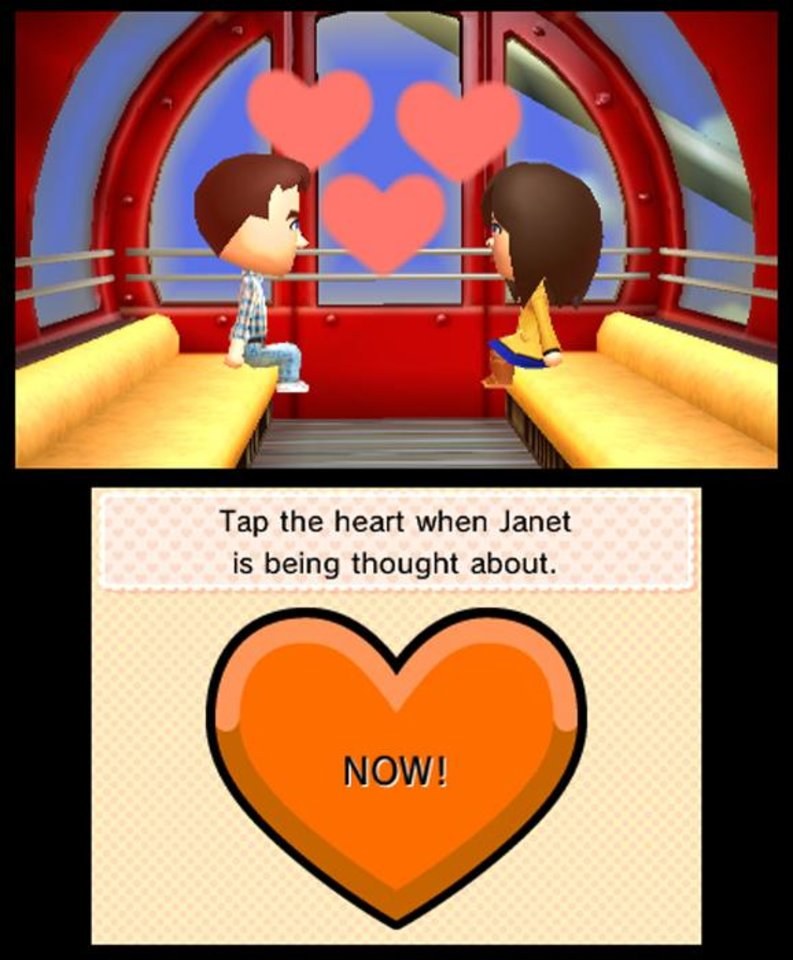 Photo - FILE - This image provided by Nintendo shows a scene from the video game