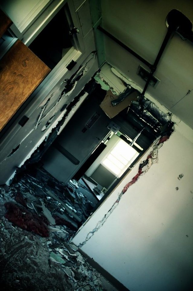 Photo - Old Kingfisher Regional Hospital. Photo by Abandoned Oklahoma