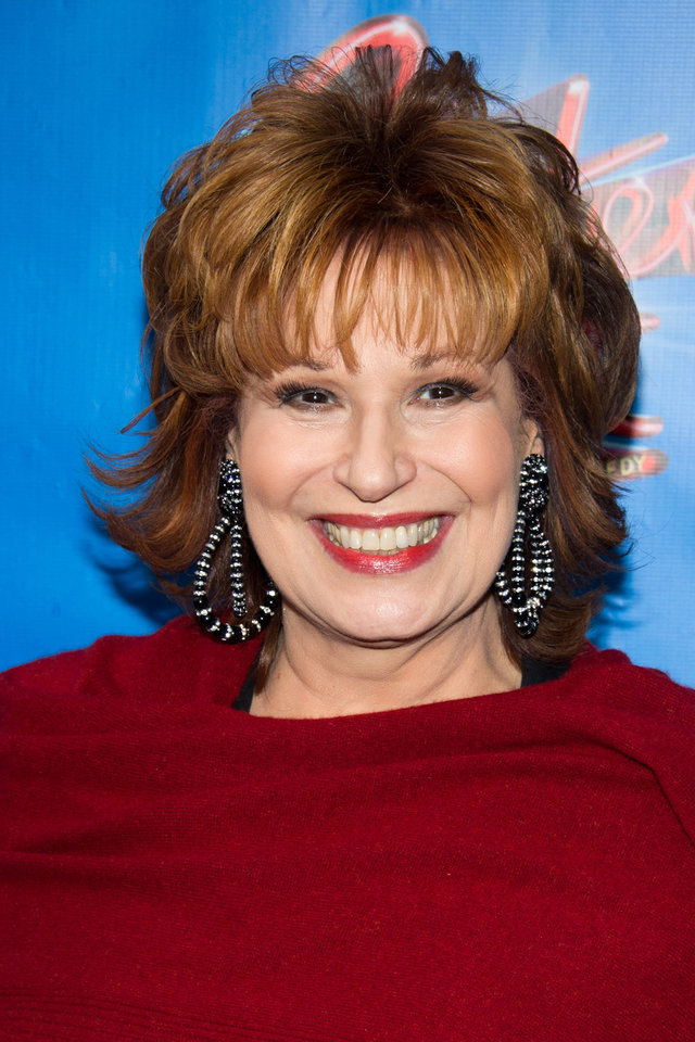 FILE - This April 20, 2011 file photo shows Joy Behar arriving to the opening night performance of the Broadway musical
