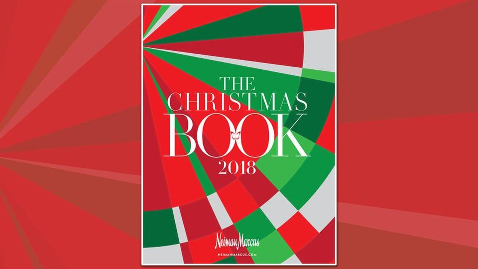 Photo - The 2018 Neiman Marcus Christmas Book.