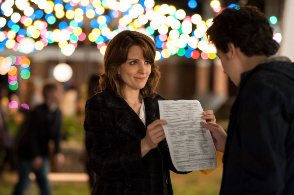 Photo - Tina Fey stars as a Princeton admissions officer in the comedy-drama