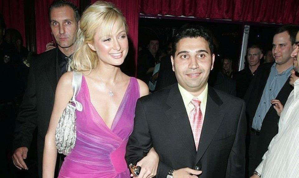 Photo -  Entrepreneur Fred Khalilian once operated a Paris Hilton-themed night club in Orlando. [Photo provided]