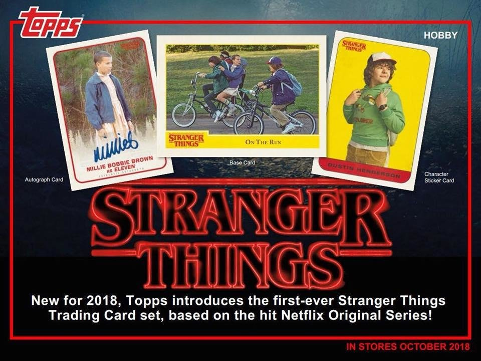 Photo - Promotional art for Topps'