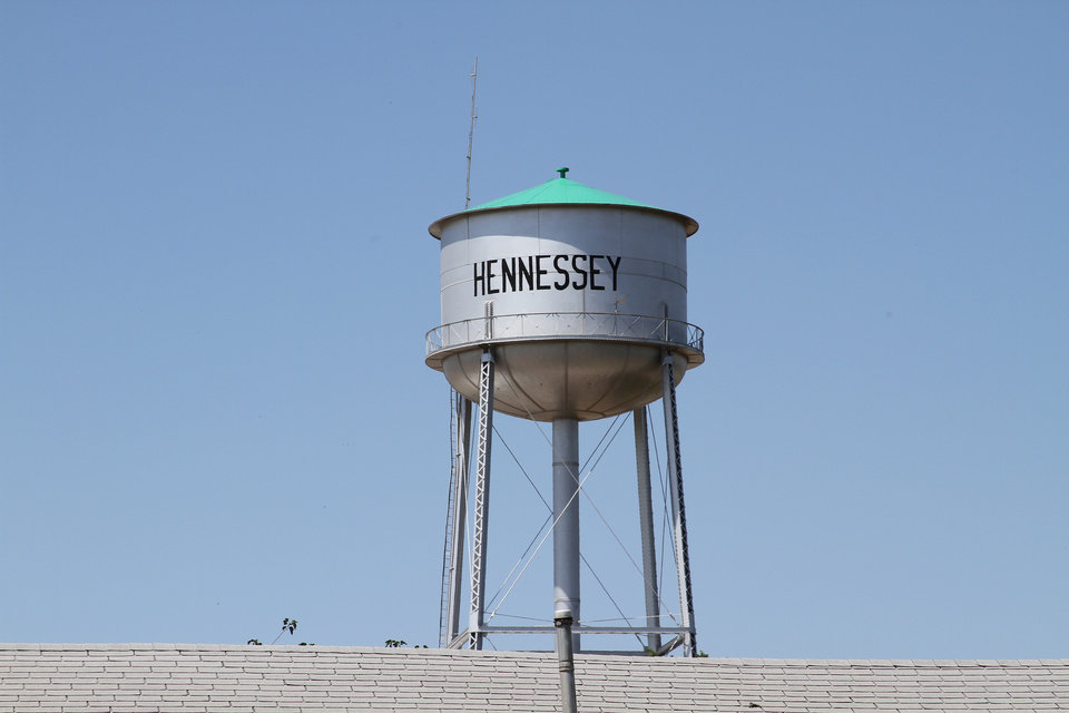 HennesseyÕs 599 Hispanic residents accounted for 28 percent of its population in 2010. (Photo by Ron J. Jackson, Jr.) <strong>Ron J. Jackson, Jr.</strong>