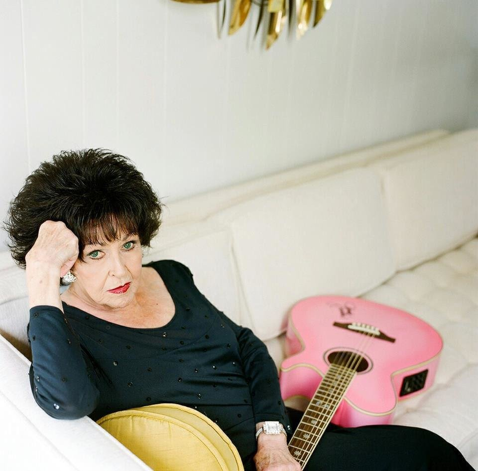 Wanda Jackson. Photo provided. <strong></strong>