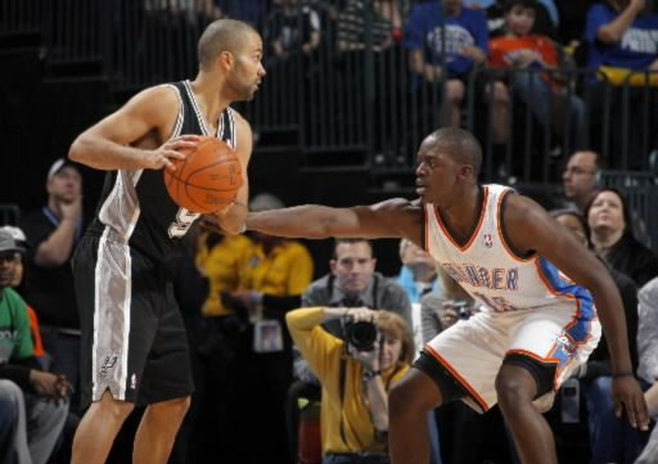 Reggie Jackson is known for offense, but he says it\'s his defense that will grab your attention.
