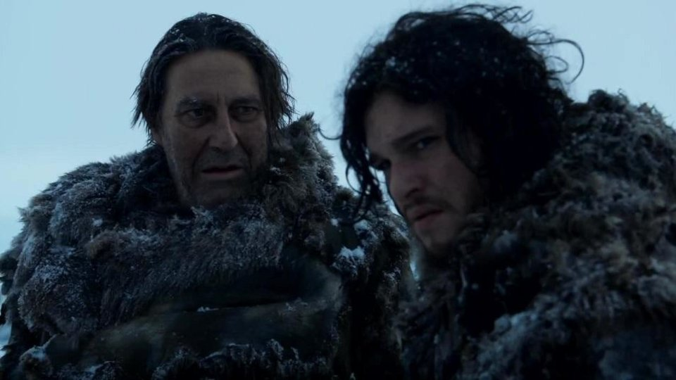Photo -  Mance Rayder, the King Beyond the Wall.