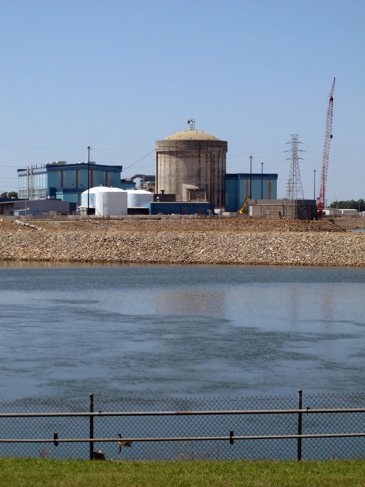 Photo - FILE - This April 9, 2012 file photo shows the working nuclear reactor at the V.C. Summer Nuclear Station in Jenkinsville, S.C. The delays in the nuclear industry are adding up, adding hundreds of millions of dollars to already expensive projects. The latest announcement came from SCANA Corp., which expects a year-long delay in the completion of its two reactors under construction in South Carolina. That announcement raised questions about whether an identical plant under construction by the same builders in Georgia will also see expensive delays. (AP Photo/Jeffery Collins, File)