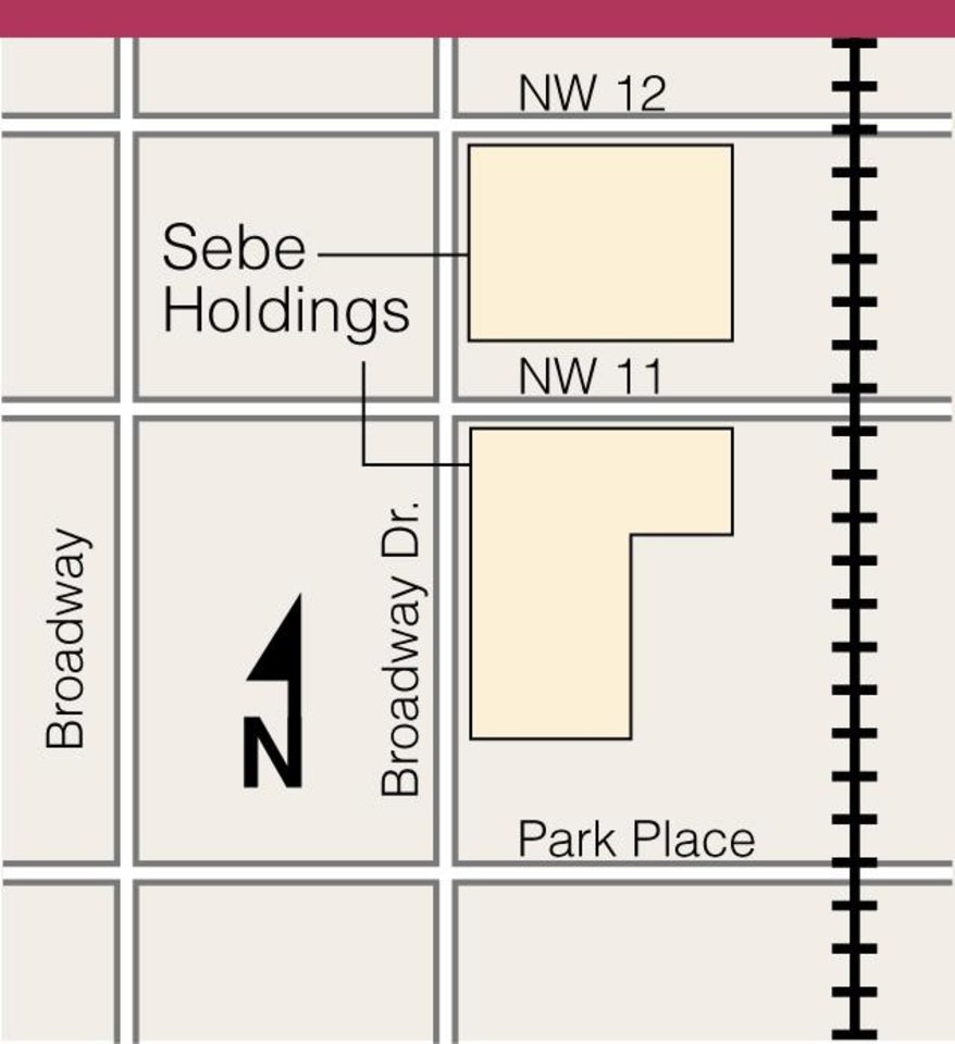 Photo - PROPERTIES: Sebe Holdings MAP / GRAPHIC
