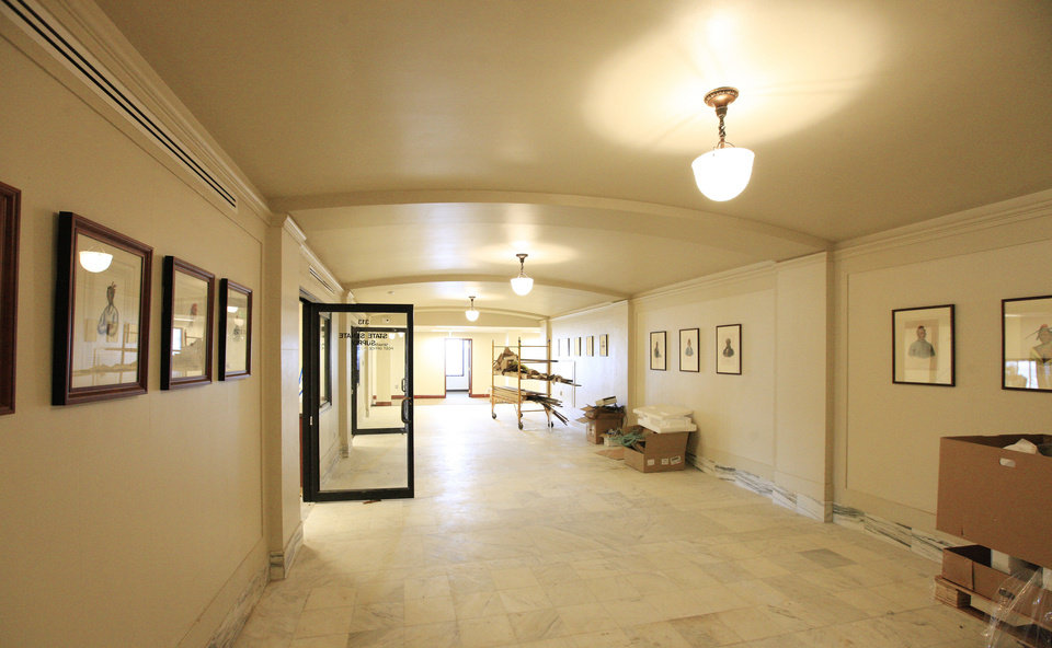 Cost of oklahoma state capitol renovations raises for 100 floors 3rd floor