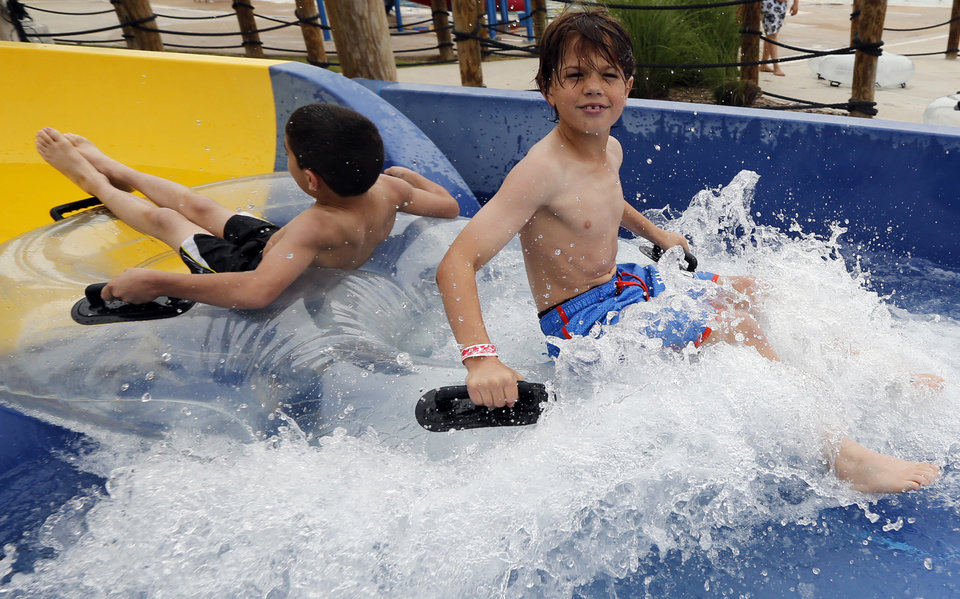 Pools And Spraygrounds Open For The Season In Oklahoma City News Ok
