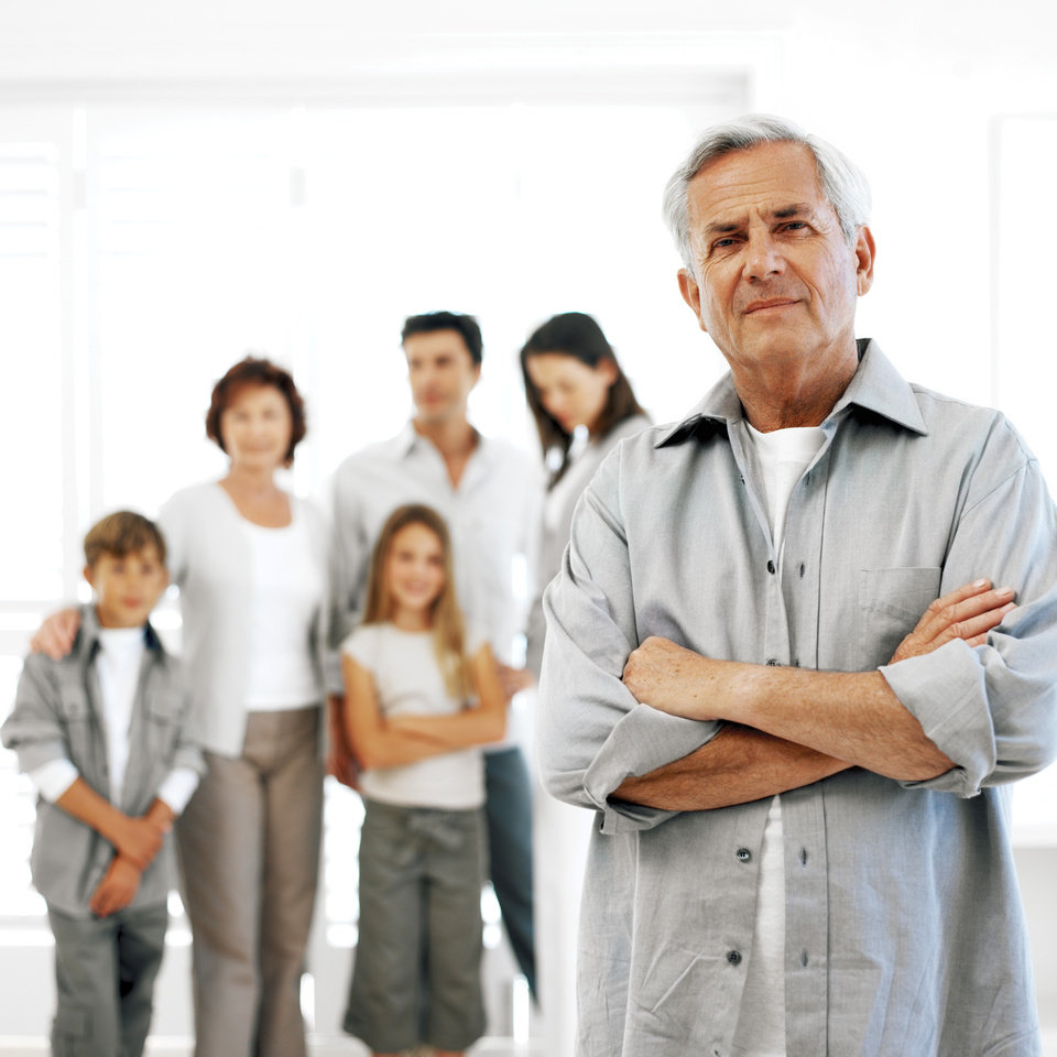Photo -  Laying it all out for your adult children may be the single best strategy for staying in control of your life as you get older. [THINKSTOCK PHOTO]