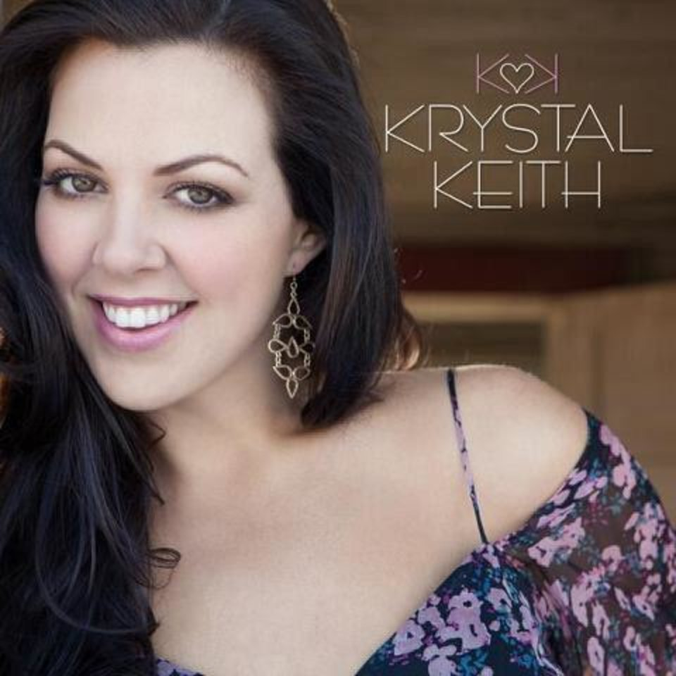 Krystal Keith recently released her self-titled debut EP. <strong></strong>