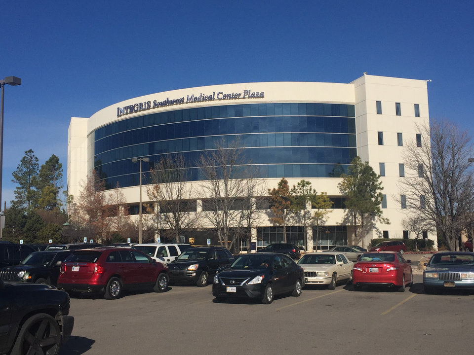 Photo - Integris Southwest Medical Center is one of the top locations for 911 calls in Oklahoma City, according to police records. Photo by Silas Allen