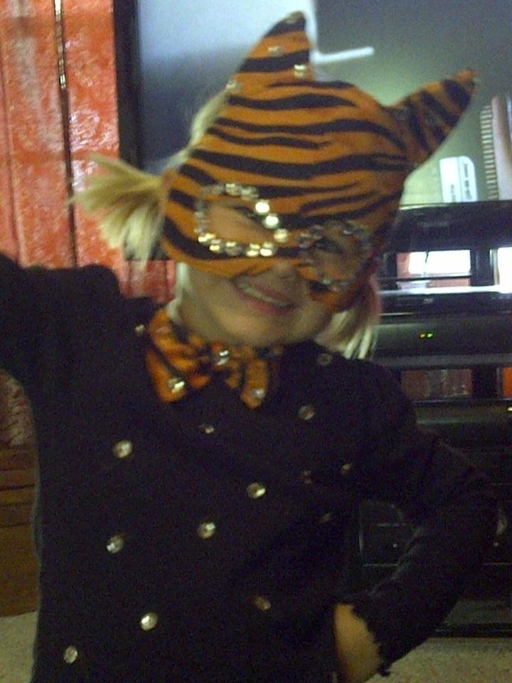 Maylee the tiger