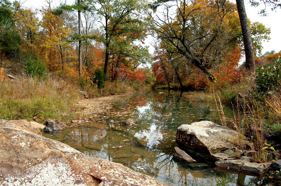 Colors of Southeastern Oklahoma.<br/><b>Community Photo By:</b> Eldon Harris<br/><b>Submitted By:</b> Eldon, Bethany