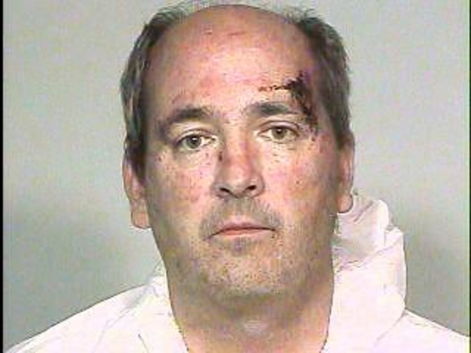 Photo - Stephen Paul Wolf The 51-year-old is being held in the Oklahoma County jail on a murder complaint.