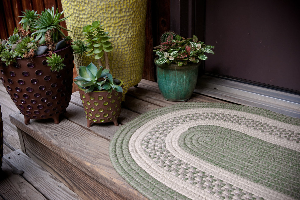 Braided rugs weave together history, tradition, practicality, durability, resourcefulness, craft and beauty. Photo provided