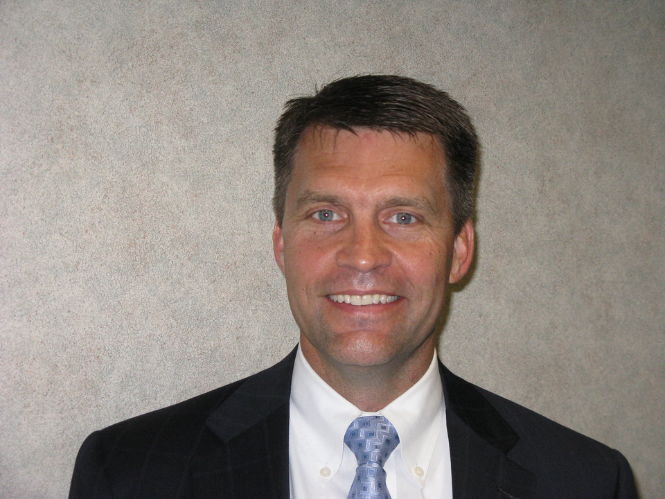 John Wood, Devon Energy Center project manager with Hines. Photo provided <strong>PROVIDED</strong>