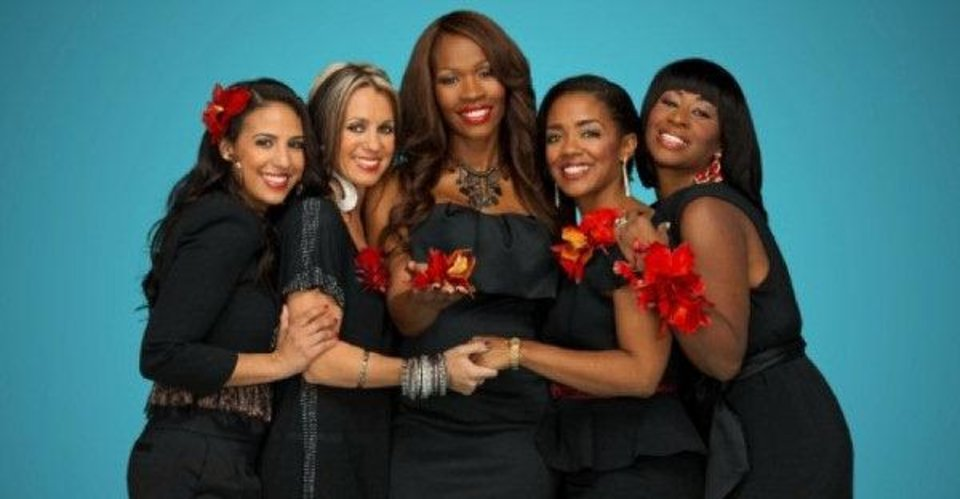 "The cast of TLC's ""The Sisterhood"" Photo provided <strong></strong>"