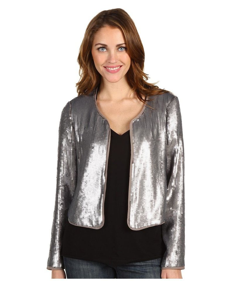Photo - Get the fashionable socialite look with this BB Dakota Royale jacket ($33 at 6pm.com) (LA Times/MCT)