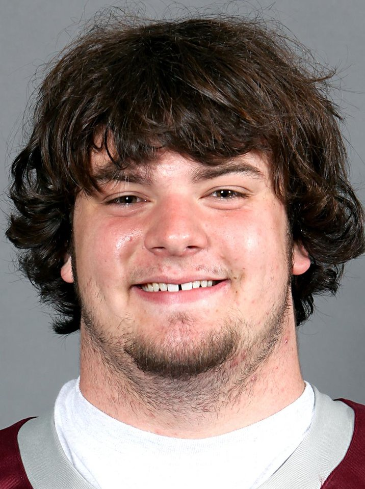Connor Myers Edmond Memorial defensive tackle