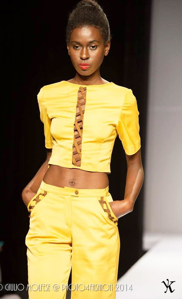 Photo -  The power of women helping women will be in full force next week at an annual fundraiser fashion show and event to help female entrepreneurs a world away. Selections from Uzuri K&Y Designs will be featured. Photo provided