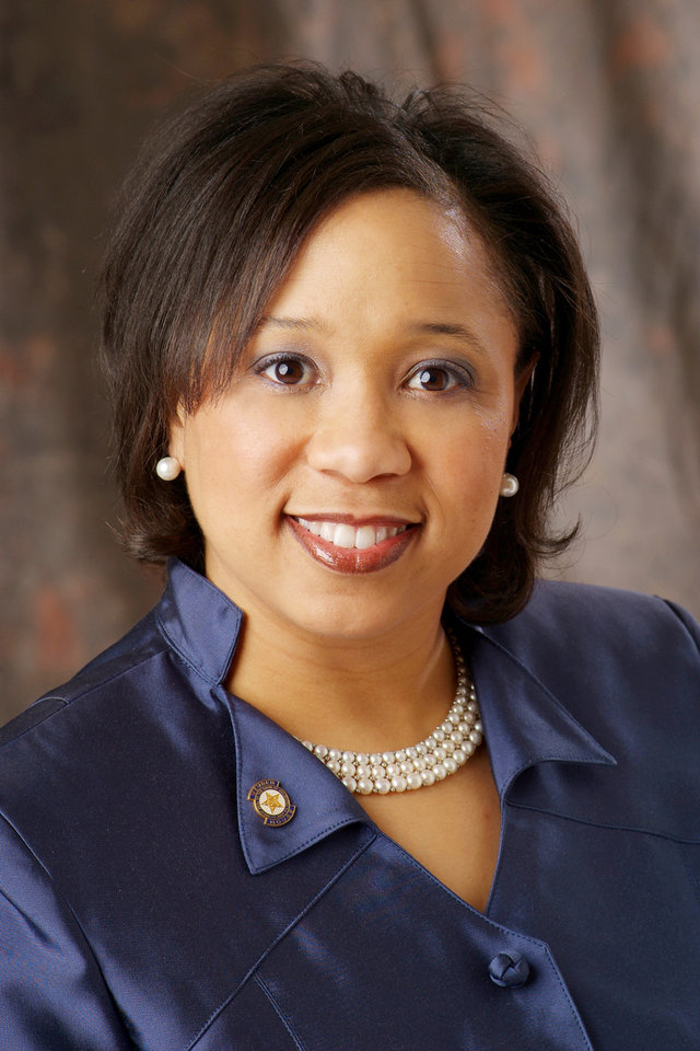 Photo - HOUSE DISTRICT 99 / CANDIDATE: Rep. Anastasia Pittman ORG XMIT: KOD