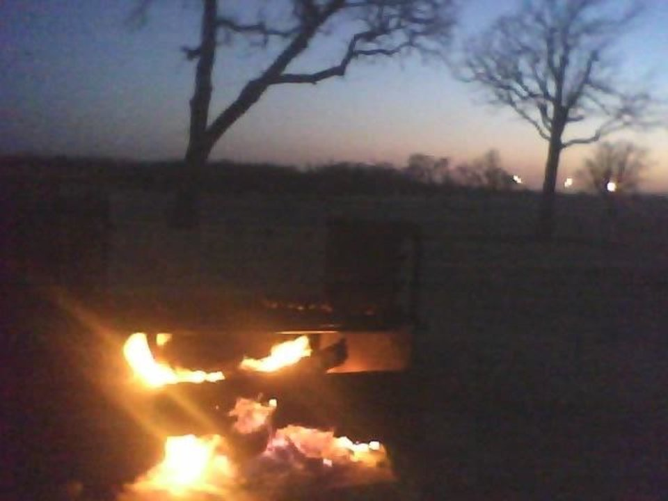 WE cooked out at lake Draper. I am getting really good at it.. It's alot of fun.. The fire is pretty and it is nice to get out away  from the city...<br/><b>Community Photo By:</b> TAMa<br/><b>Submitted By:</b> Tama, Midwest