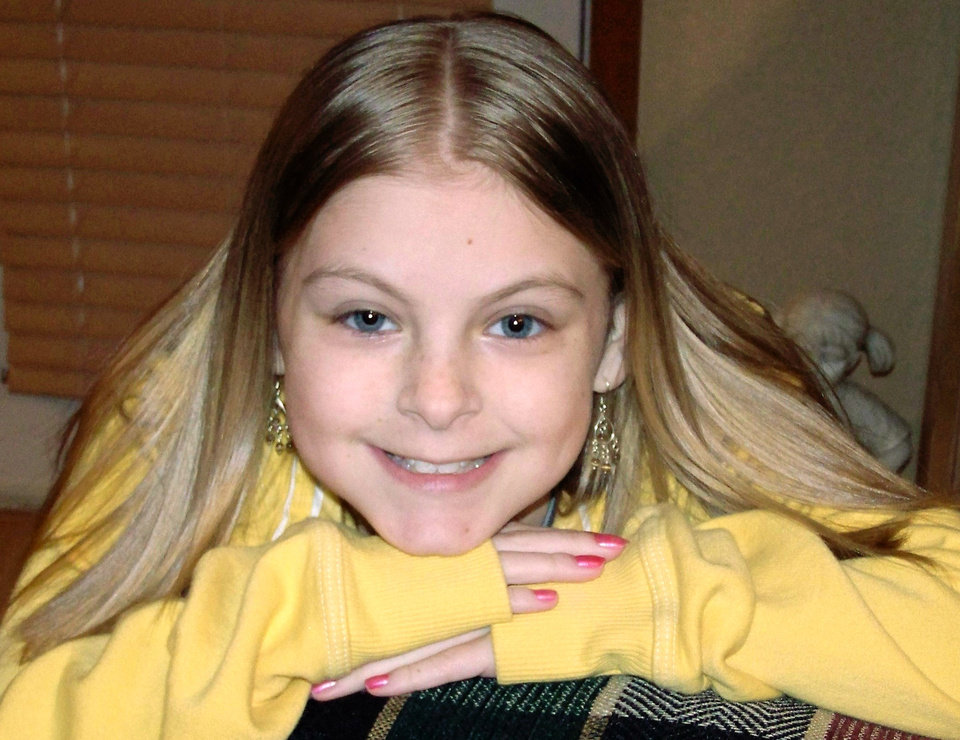 Photo - 12-year-old Haley Palmer was known to her family as an