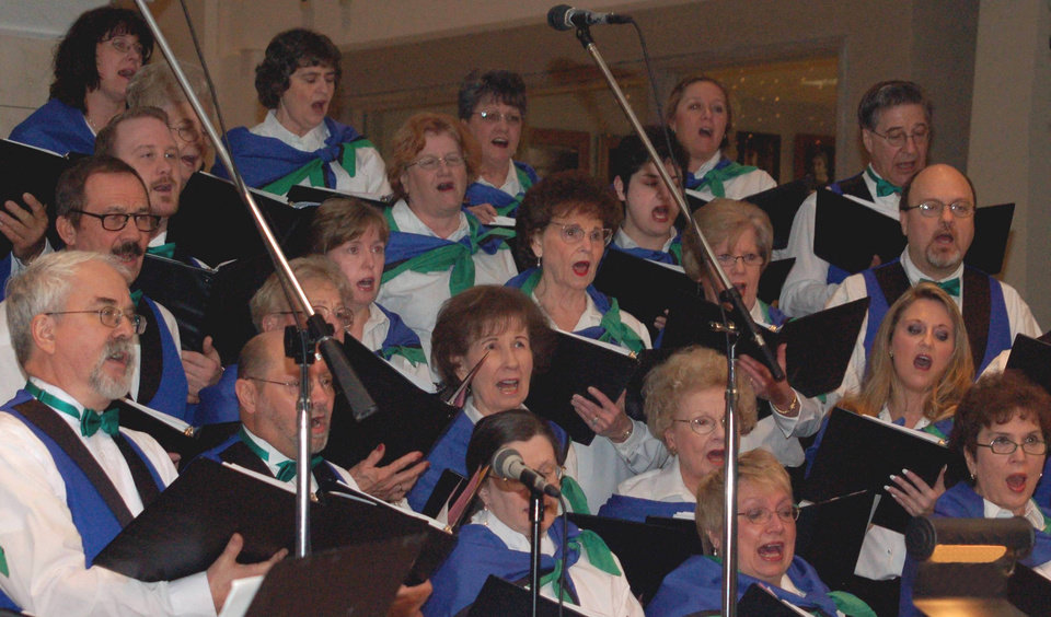 Spiritful Voices Community Choir is recruiting new singers for its fall season. No auditions are required. The group's entire repertoire will pay tribute to Oklahoma's Centennial. To join, or for more information, call 405-414-SING (7464).<br/><b>Community Photo By:</b> Sam P. Vladovich<br/><b>Submitted By:</b> Sam P., Oklahoma City