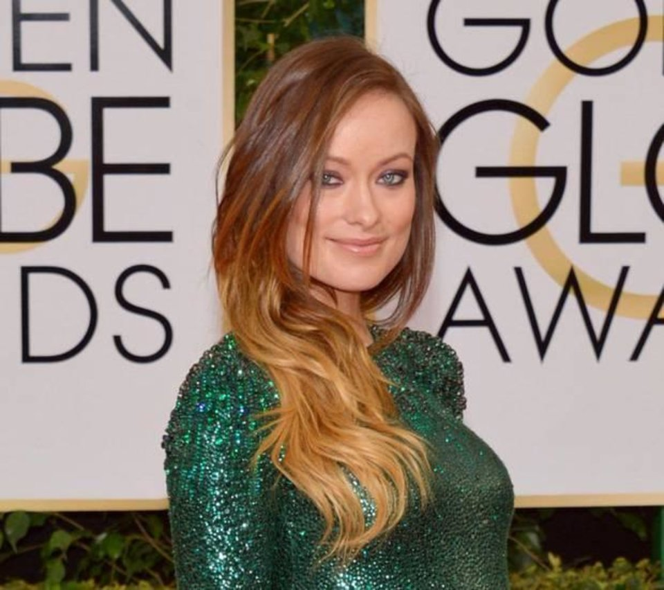 Photo - Olivia Wilde has a squarish face. People with this face shape have the most flexibility on shaping their brows as they can go with an arch or a straight brow. AP Photo