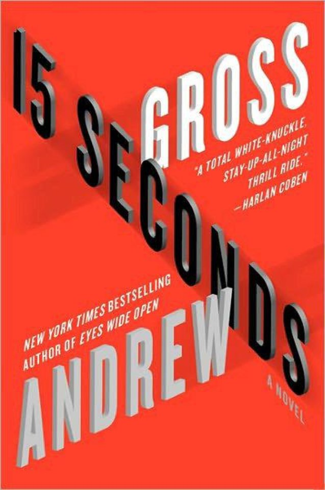 """""""15 Seconds"""" by Andrew Gross  <strong></strong>"""