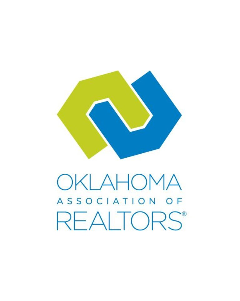 Photo -  The Oklahoma Association of Realtors debuted its new logo this week at its Legislative and Economic Summit.