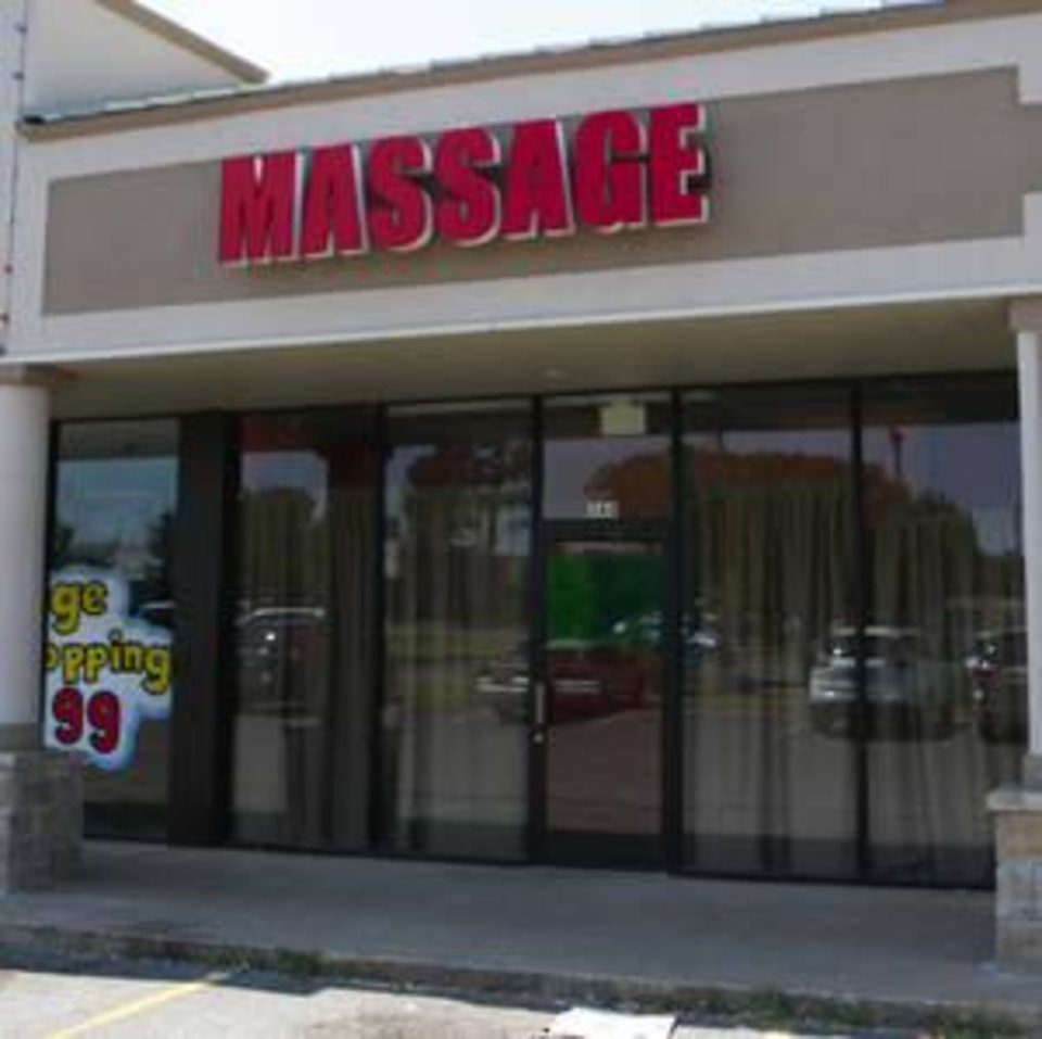 Photo -  Oklahoma City revoked the licenses of six massage parlors, including Relax Massage, 344 S Mustang Rd., in October 2016 after police found evidence of illicit activity there. [Photo by Jacob Derichsweiler, The Oklahoman]