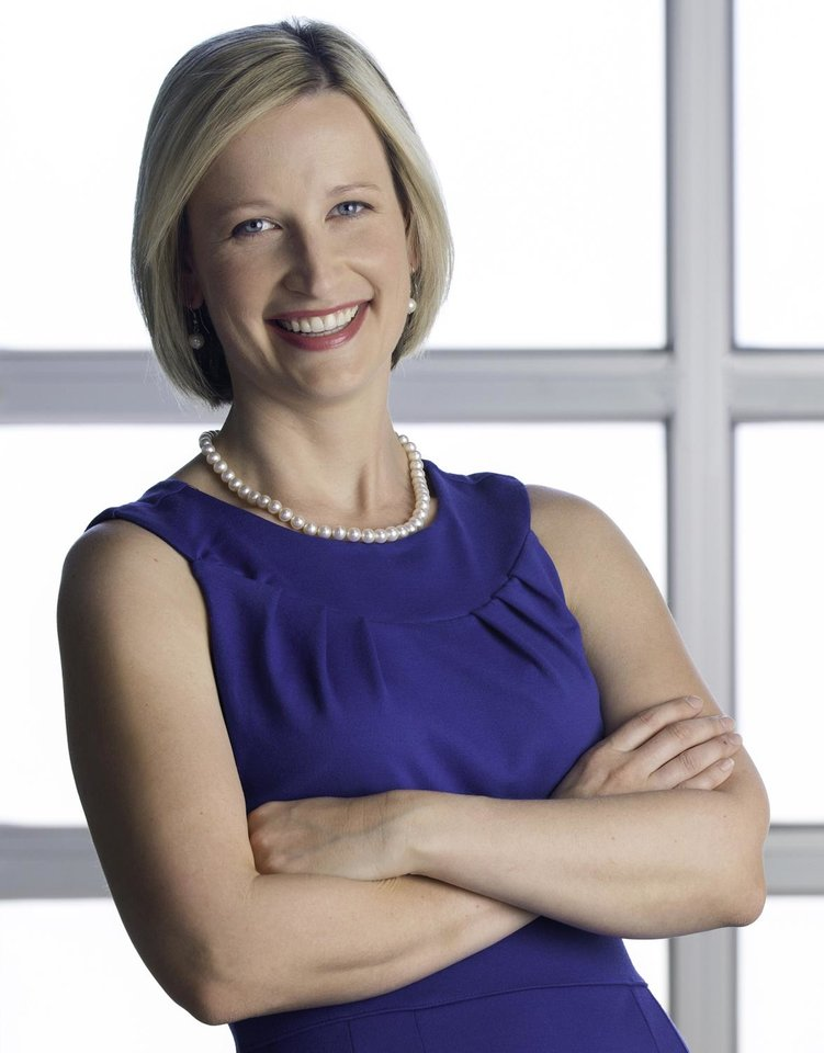 Photo -       Kate Holmes is a certified financial planner and the founder of Belmore Financial. She lives in Las Vegas.