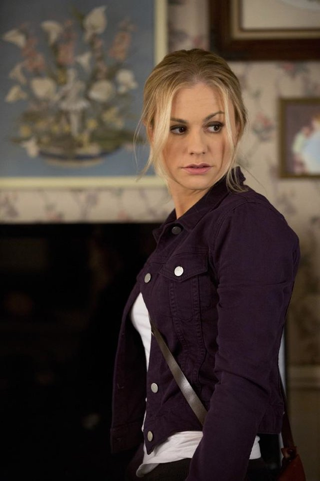 """True Blood"": Anna Paquin. - Photo by John P. Johnson/Courtesy of HBO"