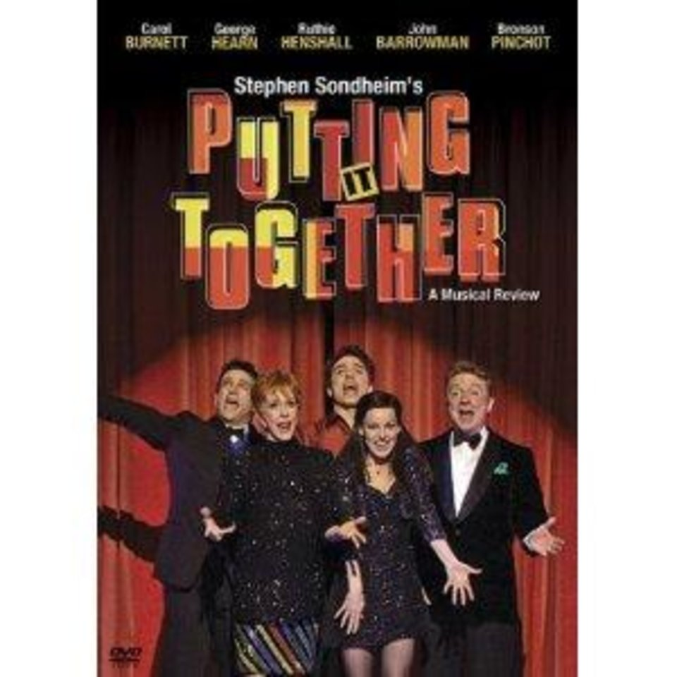 Putting It Together - Broadway Revival Cast DVD
