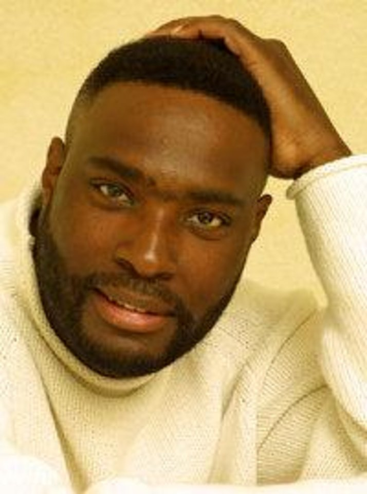 Photo - Antwone Fisher Photo provided