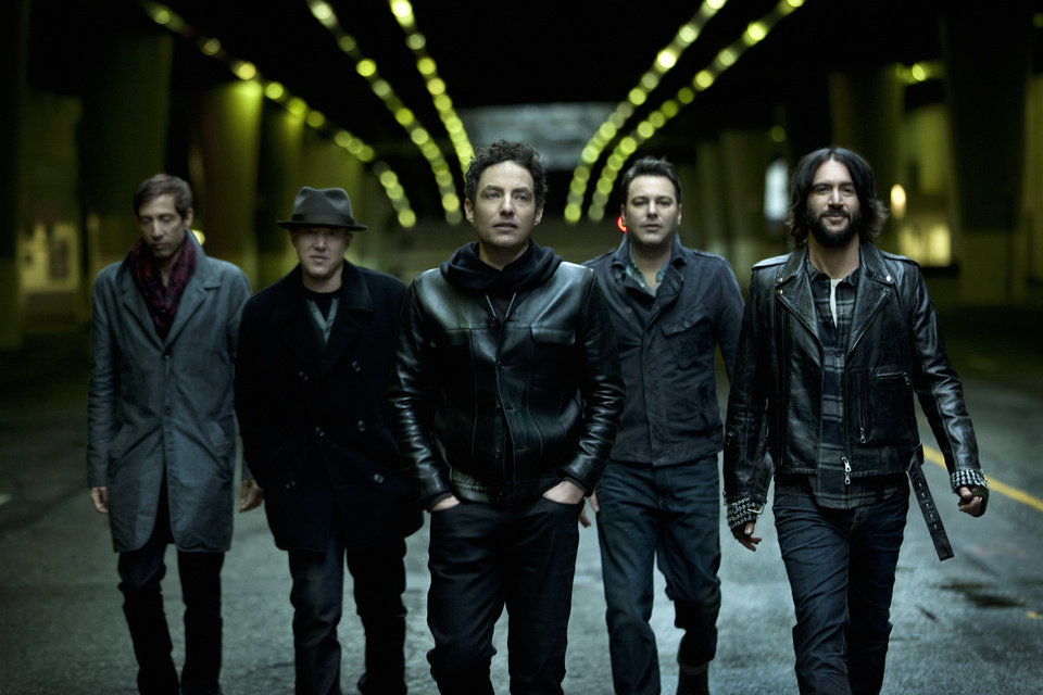Photo -  The Wallflowers recently celebrated the 20th anniversary of