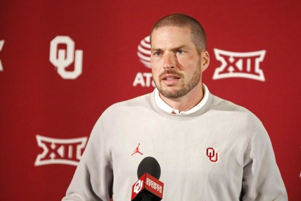 Photo -  OU's Alex Grinch is the kind of coach