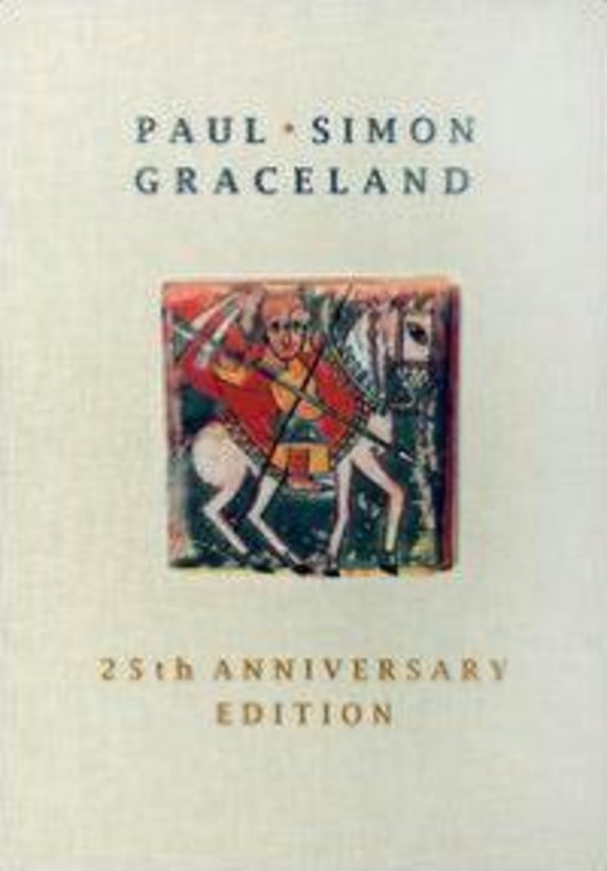 """Graceland: 25th Anniversary Edition"" by Paul Simon."