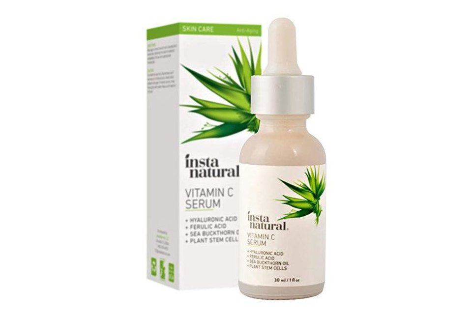 Photo - InstaNatural Vitamin C serum.