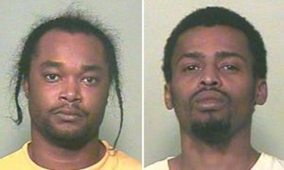 Photo - Lydell Rayshon Hamon, 26, and McKinley Anthony Smith Jr., 31 - Photos provided