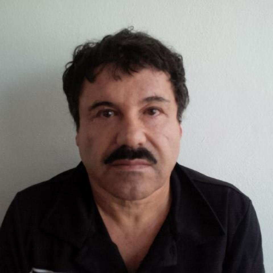 Photo - In this image released by Mexico's Attorney General's Office, Saturday, Feb. 22, 2014, Joaquin