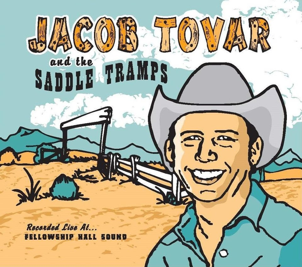 Photo -  Jacob Tovar and the Saddle Tramps