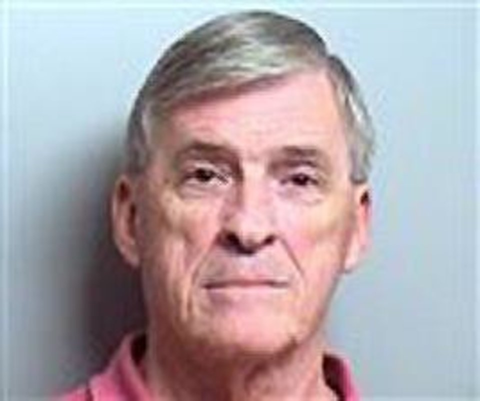 Photo - Harold Sullivan Sullivan is charged with failing to report an assault.