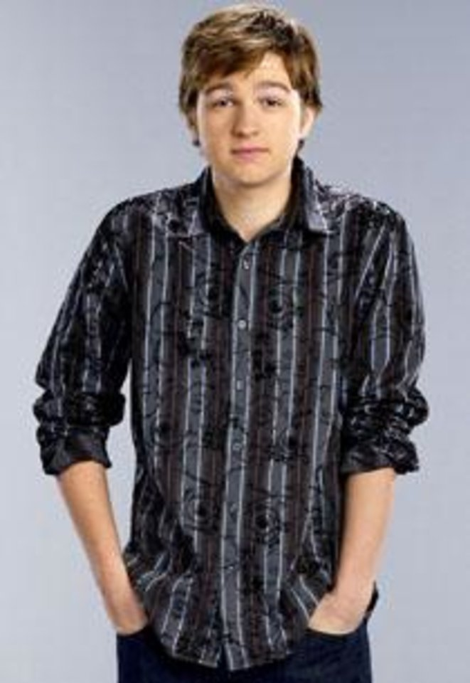 Angus T. Jones stars as Jake Harper on TWO AND A HALF MEN, Mondays (9:00-9:31 PM, ET/PT) on CBS. Photo: Matt Hoyle/CBS©2011 CBS BROADCASTING INC. All Rights Reserved.