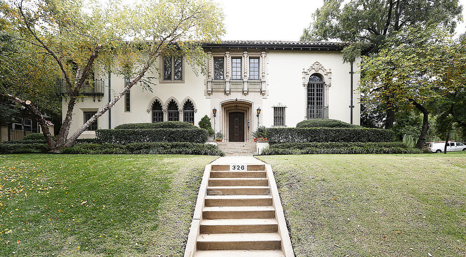 Photo - Bill Carey's home at 326 NW 16, built in 1929 with