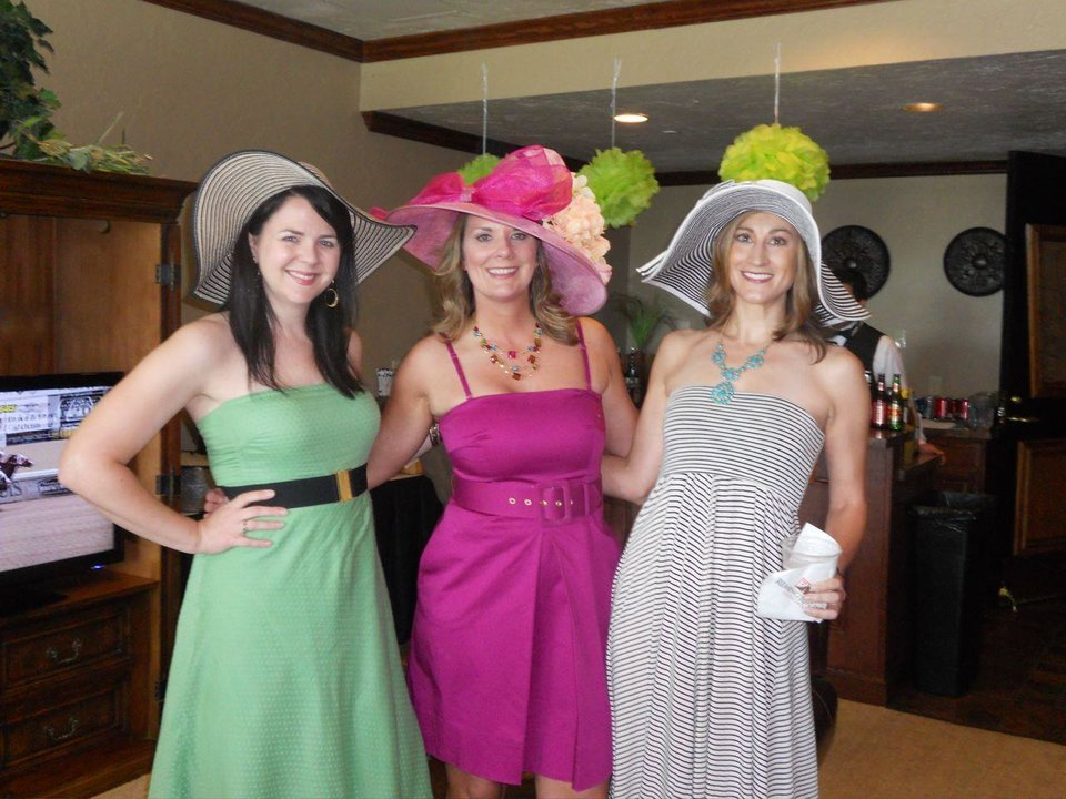 Adrienne Nobles, Becky Howell, Leslie Buford. Photo provided  <strong></strong>